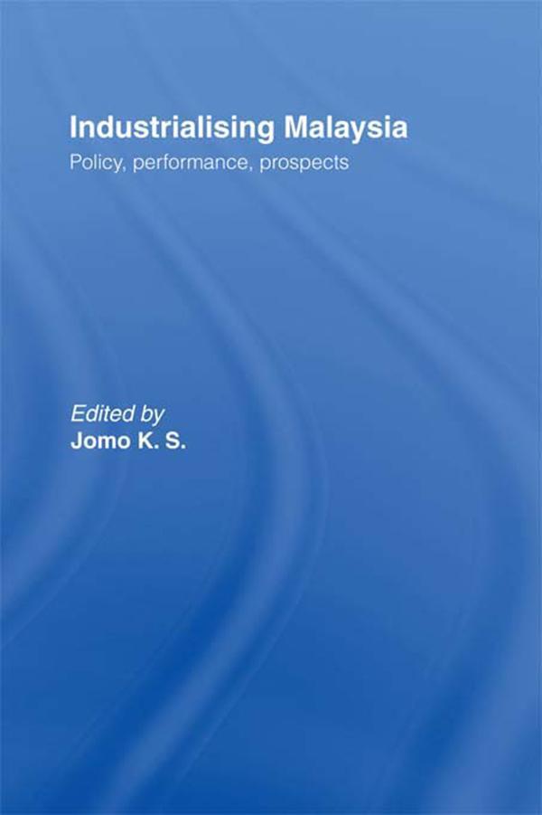 Industrializing Malaysia als eBook Download von