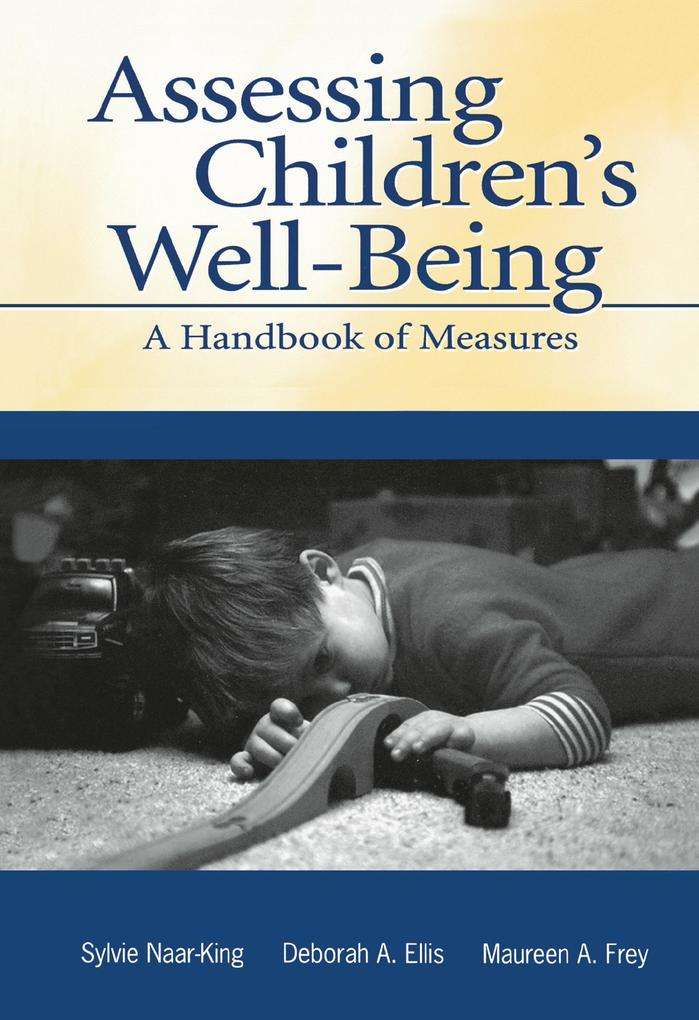 Assessing Children´s Well-Being als eBook Downl...