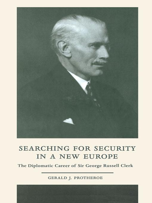 Searching for Security in a New Europe als eBoo...