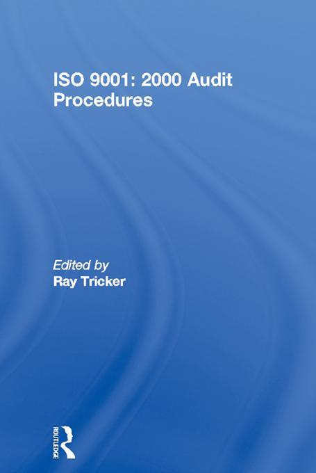 ISO 9001: 2000 Audit Procedures als eBook Downl...