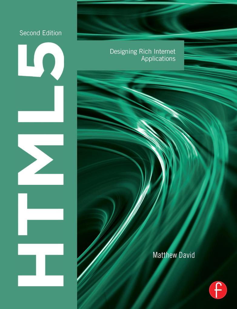 HTML5 als eBook Download von Matthew David