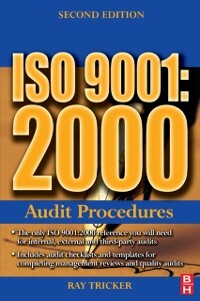 ISO 9001:2000 Audit Procedures als eBook Downlo...