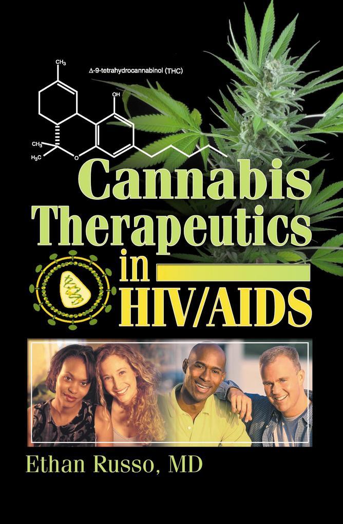 Cannabis Therapeutics in HIV/AIDS als eBook Dow...