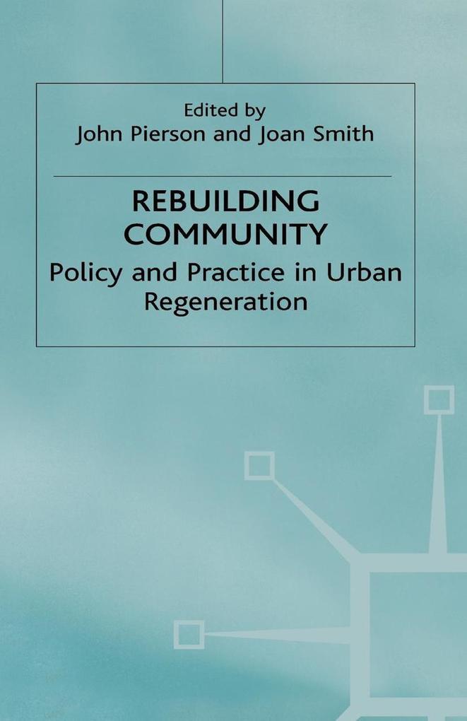 Rebuilding Community als eBook Download von Joa...
