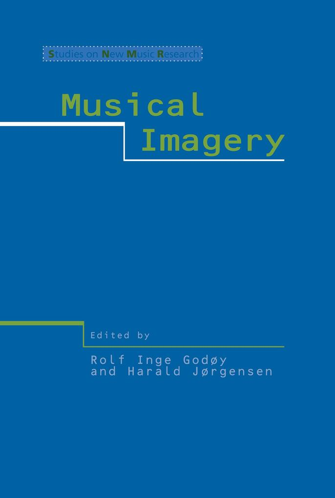 Musical Imagery als eBook Download von