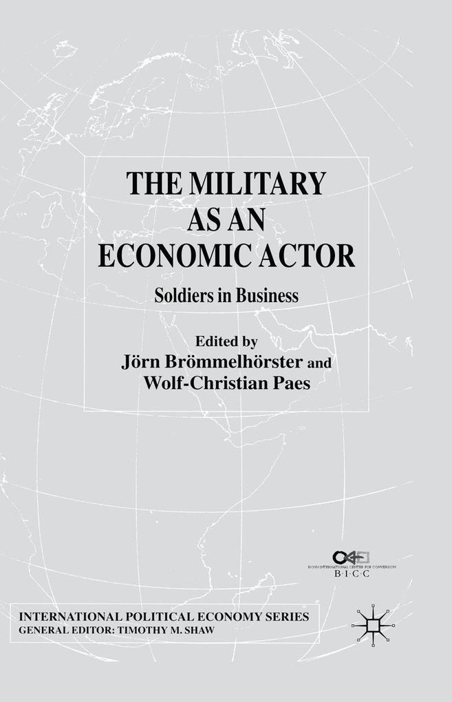 Military as an Economic Actor als eBook Downloa...