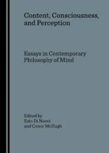 Content, Consciousness, and Perception als eBoo...