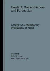 Content, Consciousness, and Perception als eBoo...
