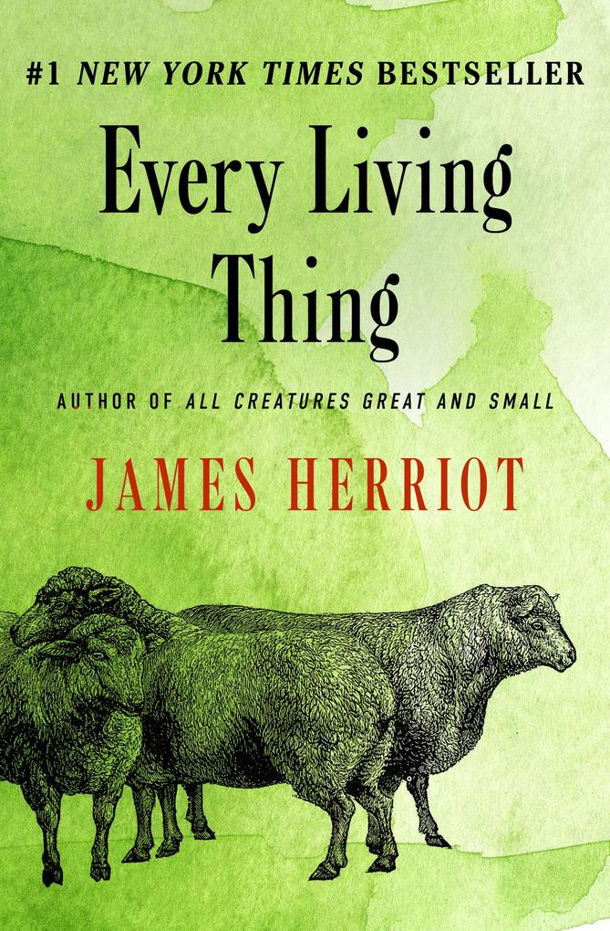 Every Living Thing als eBook Download von James...