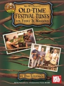 Old-Time Festival Tunes for Fiddle & Mandolin a...