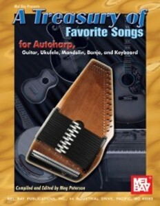 Treasury of Favorite Songs for Autoharp als eBo...