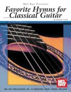 Favorite Hymns for Classical Guitar als eBook D...