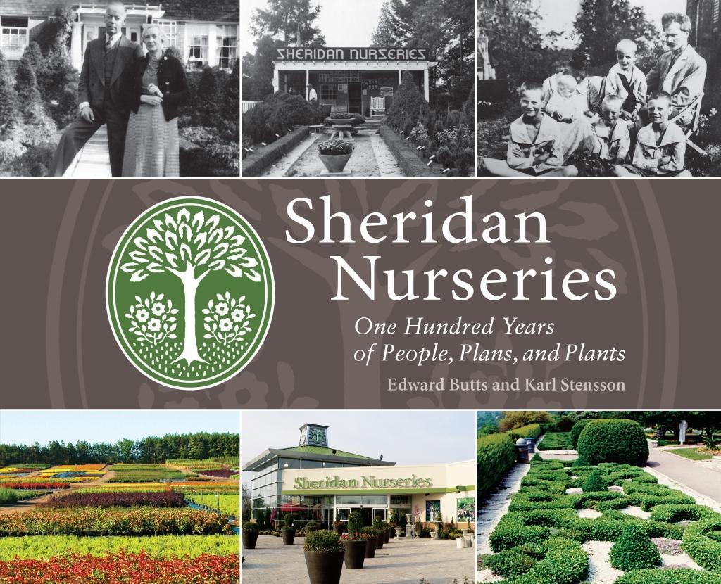 Sheridan Nurseries als eBook Download von Edwar...