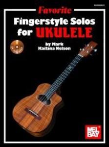 Favorite Fingerstyle Solos for Ukulele als eBoo...