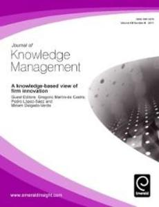 Knowledge-Based View of Firm Innovation als eBo...