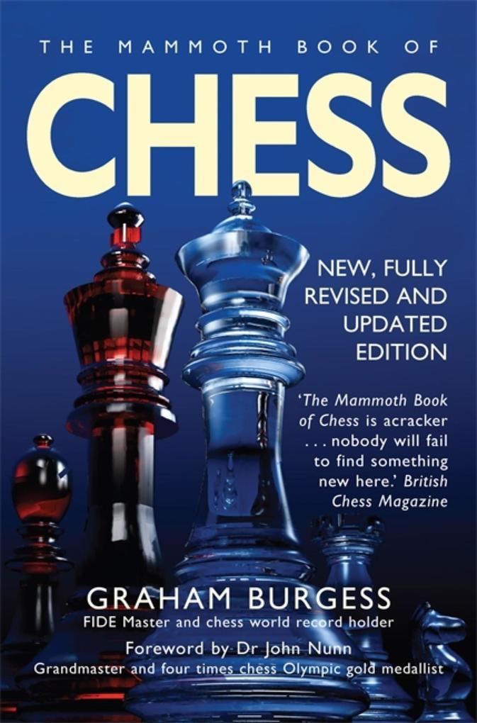 Mammoth Book of Chess als eBook Download von Gr...