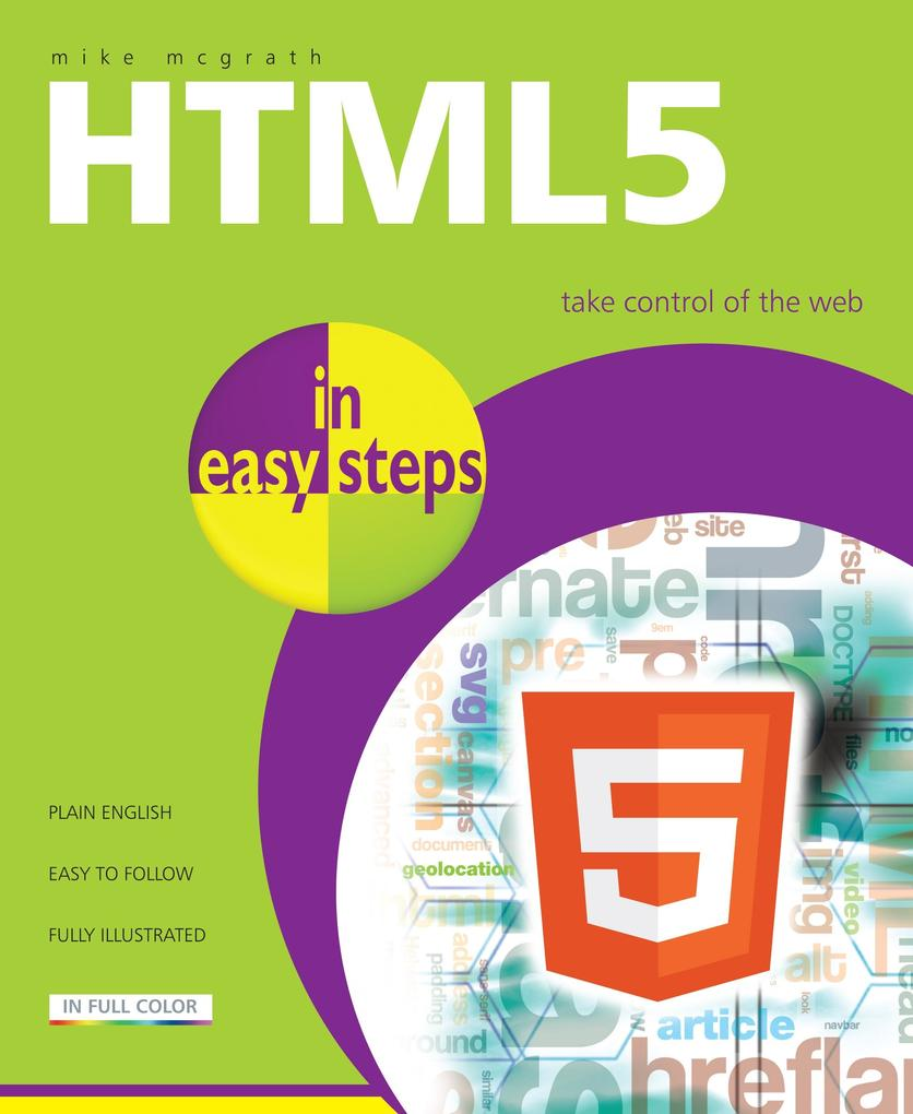 HTML5 in easy steps als eBook Download von Mike...