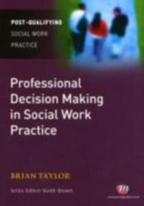 Professional Decision Making in Social Work als...