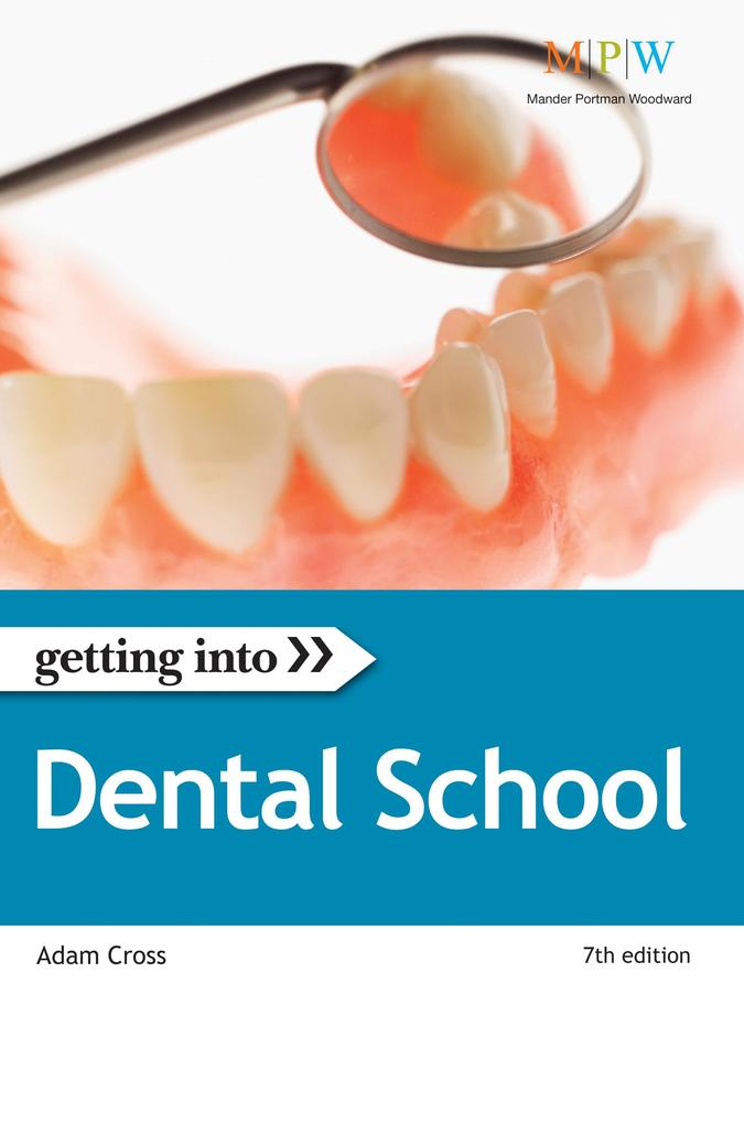 Getting Into Dental School als eBook Download v...