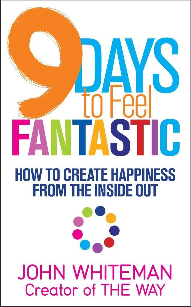 9 Days to Feel Fantastic als eBook Download von...