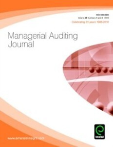 future of the external auditing function als eB...