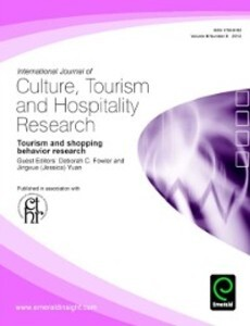 Tourism and Shopping Behavior Research als eBoo...