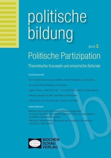 Politische Partizipation als Buch von