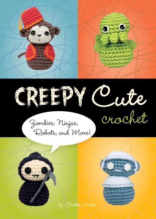 Creepy Cute Crochet als eBook Download von Chri...