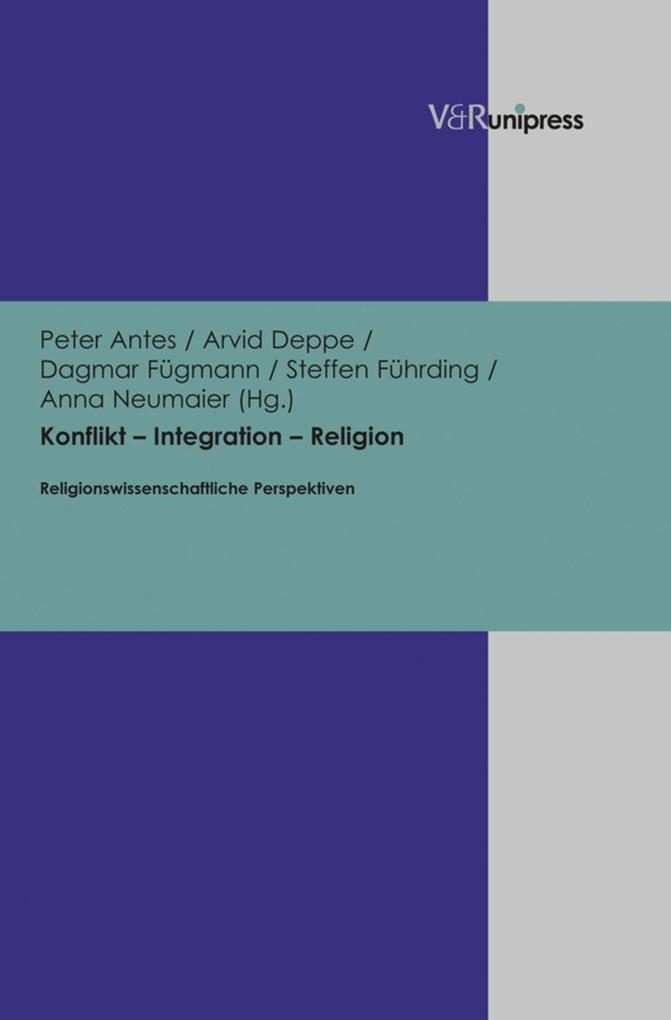 Konflikt - Integration - Religion als eBook Dow...