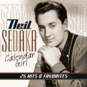 Calendar Girl-25 Hits & Favorites