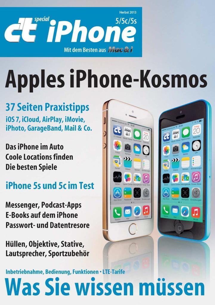 c´t special iPhone als eBook Download von
