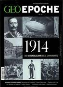 GEO Epoche 1914