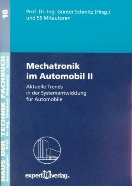 Mechatronik im Automobil 2 als Buch von Günter ...