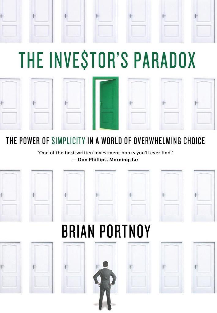 Investor´s Paradox als Buch von Brian Portnoy