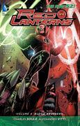 Red Lanterns Volume 4 TP (The New 52)