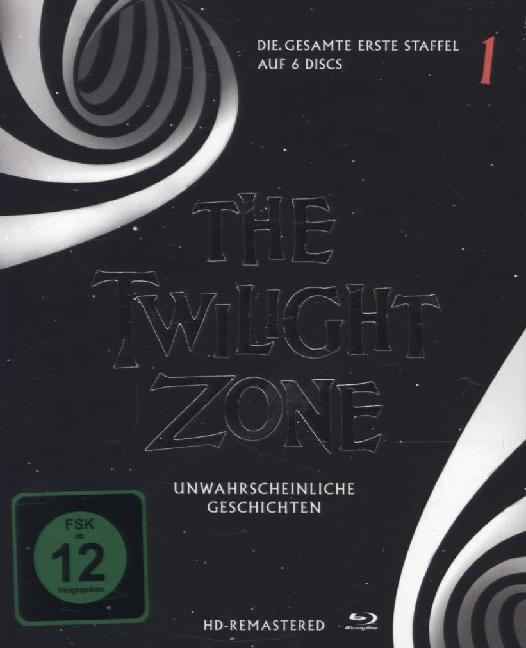 Twilight Zone als Blu-ray