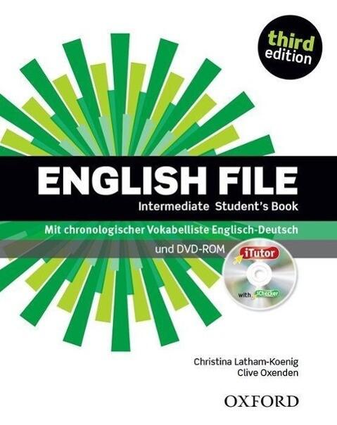 English File. Intermediate Student's Book & iTutor Pack (DE/AT/CH) als Buch