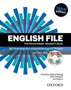 English File. Pre Intermediate Student's Book & iTutor Pack (DE/AT/CH)