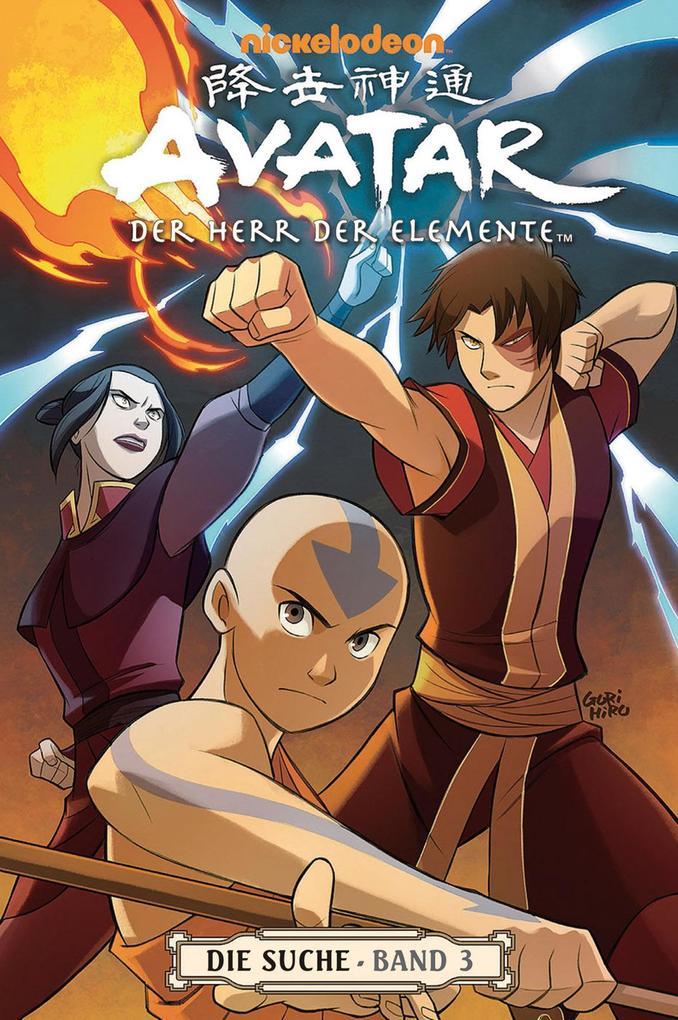 Avatar: Der Herr der Elemente 07 als Buch (kartoniert)