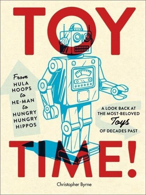 Toy Time! als eBook Download von Christopher Byrne