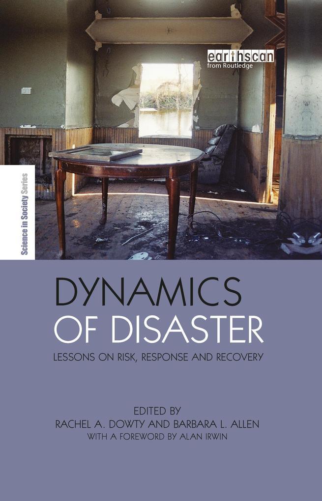 Dynamics of Disaster als eBook Download von