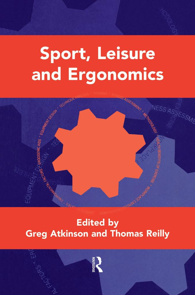 Sport, Leisure and Ergonomics als eBook Downloa...