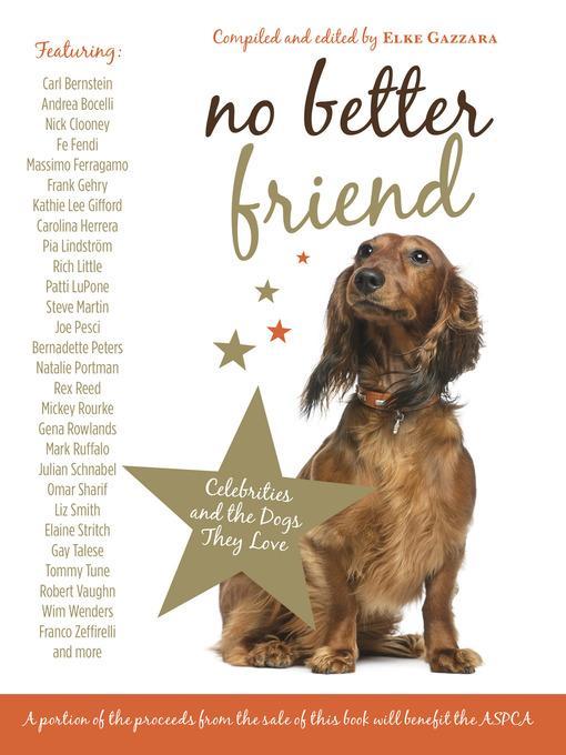No Better Friend als eBook Download von Elke Ga...