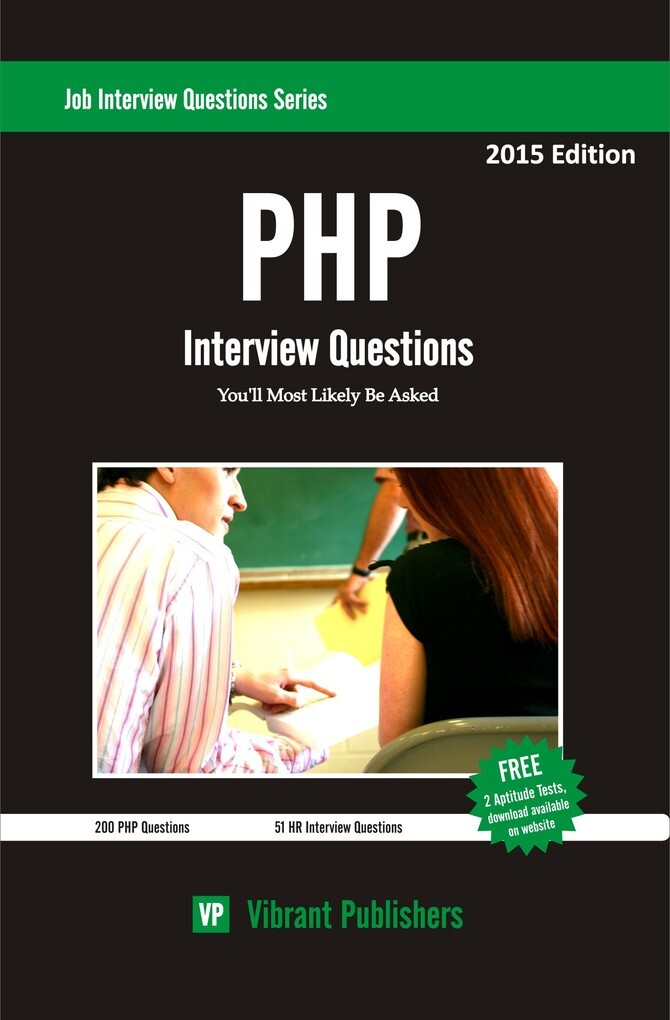PHP Interview Questions You´ll Most Likely Be A...