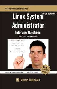 Linux System Administrator Interview Questions ...