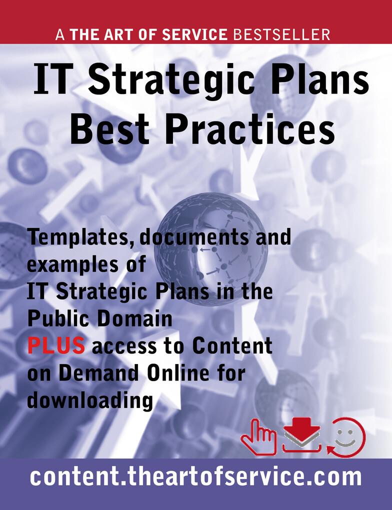 IT Strategic Plans Best Practices - Templates, ...