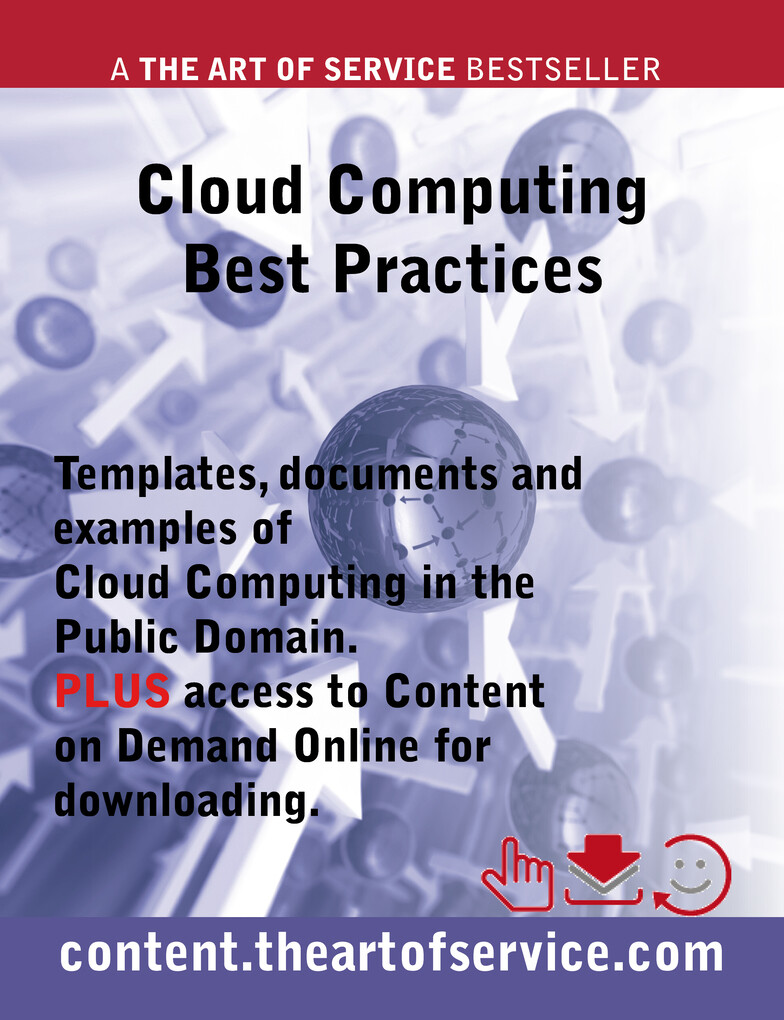 Cloud Computing Best Practices - Templates, Doc...