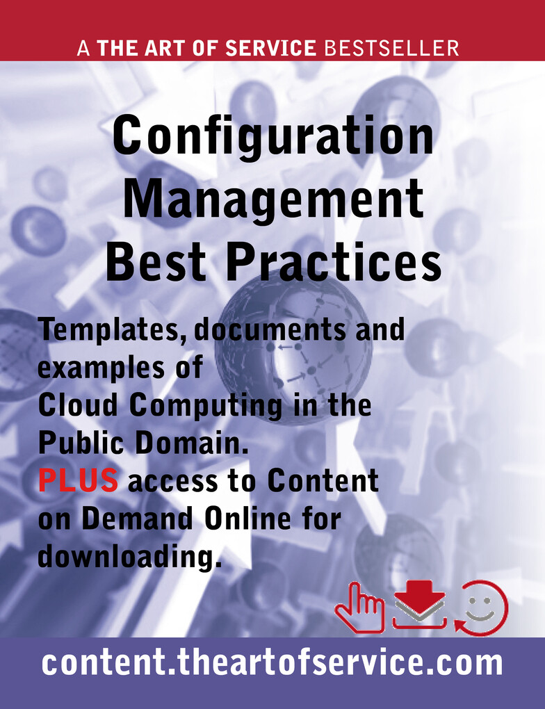 Configuration Management Best Practices - Templ...