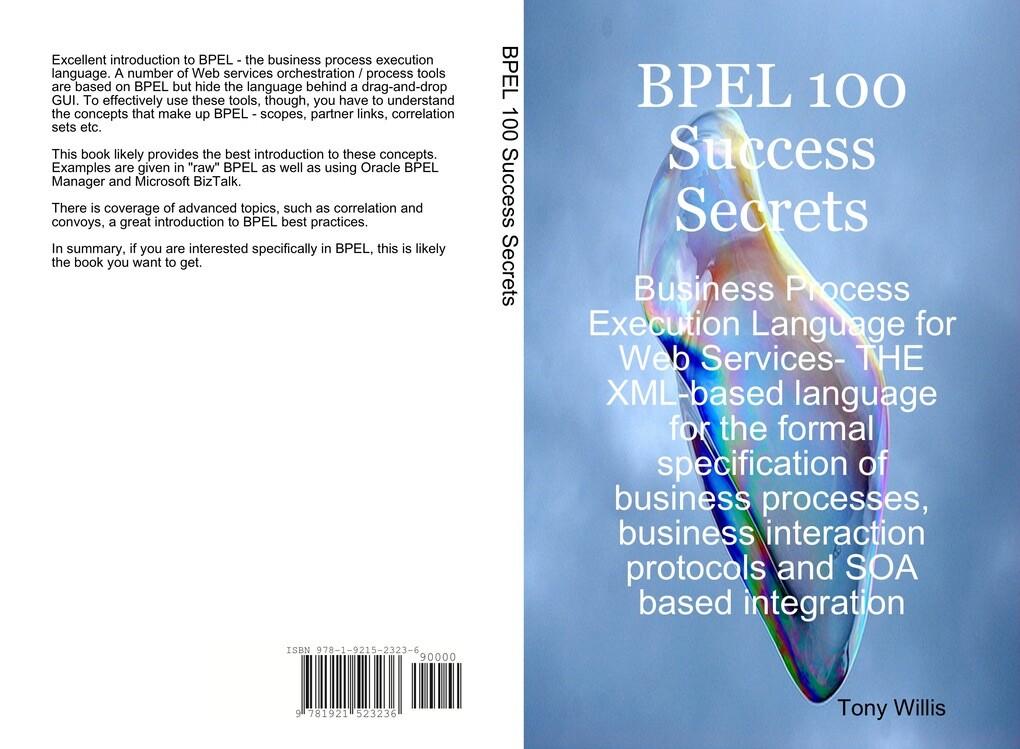 BPEL 100 Success Secrets - Business Process Exe...
