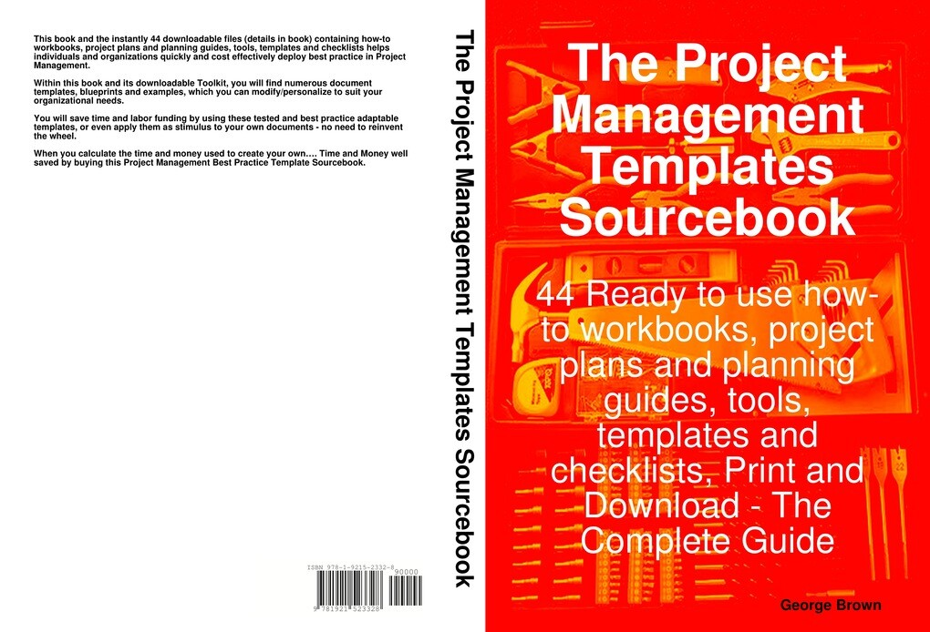 The Project Management Templates Sourcebook - 4...